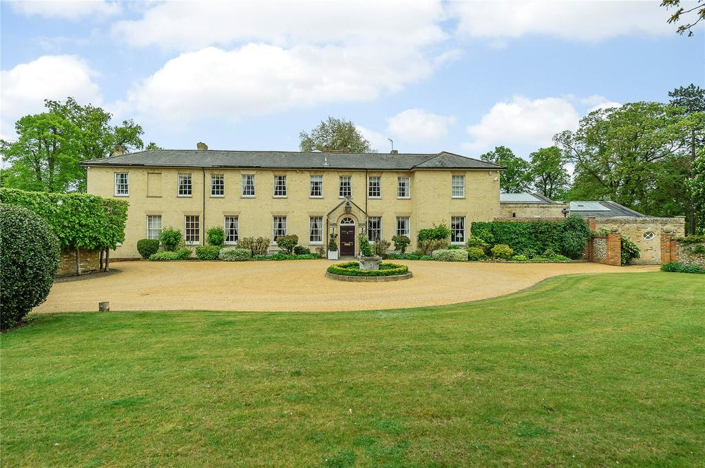 8 Bedrooms Detached House for sale in Church Street, Great Chesterford, Saffron Walden, Cambridgeshire