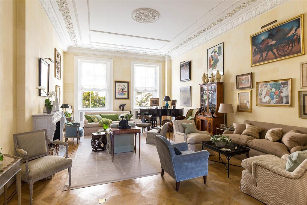 4 Bedrooms Flat for sale in Eaton Place, London