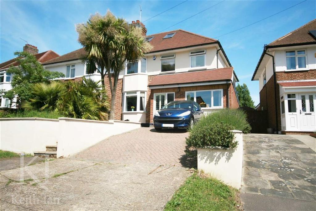 5 Bedrooms Semi Detached House for sale in Dig Dag Hill, West Cheshunt