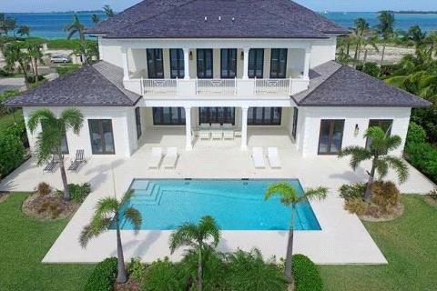 6 bedroom detached house  - Ocean Club Estates,, Paradise Island, The Bahamas