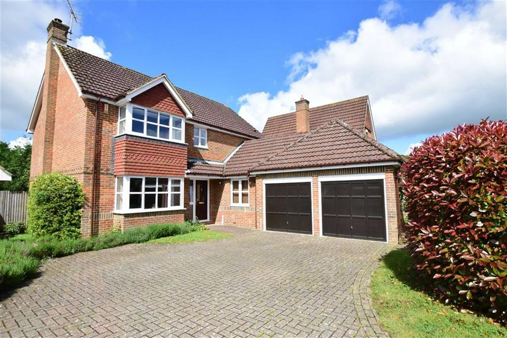 4 Bedrooms Detached House for sale in The Grange, Caversham Heights, Reading