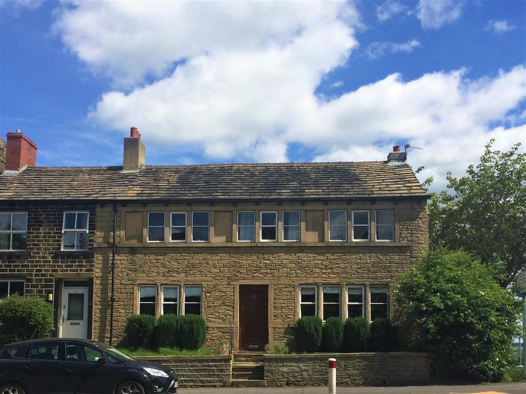 3 Bedrooms Cottage House for sale in Town End, Almondbury, Huddersfield, HD5 8NW