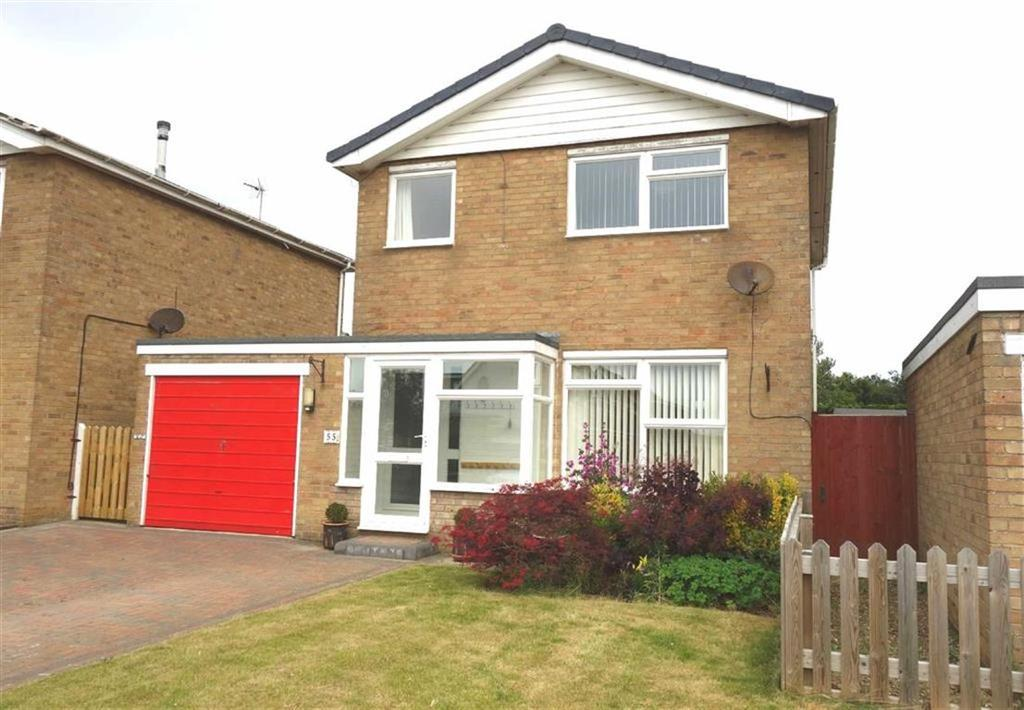 3 Bedrooms Detached House for sale in Maple Road, Bridlington, East Yorkshire