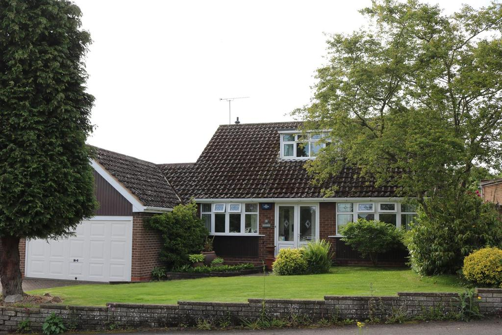 3 Bedrooms Detached Bungalow for sale in Chestnut Lane, Clifton Campville, Tamworth