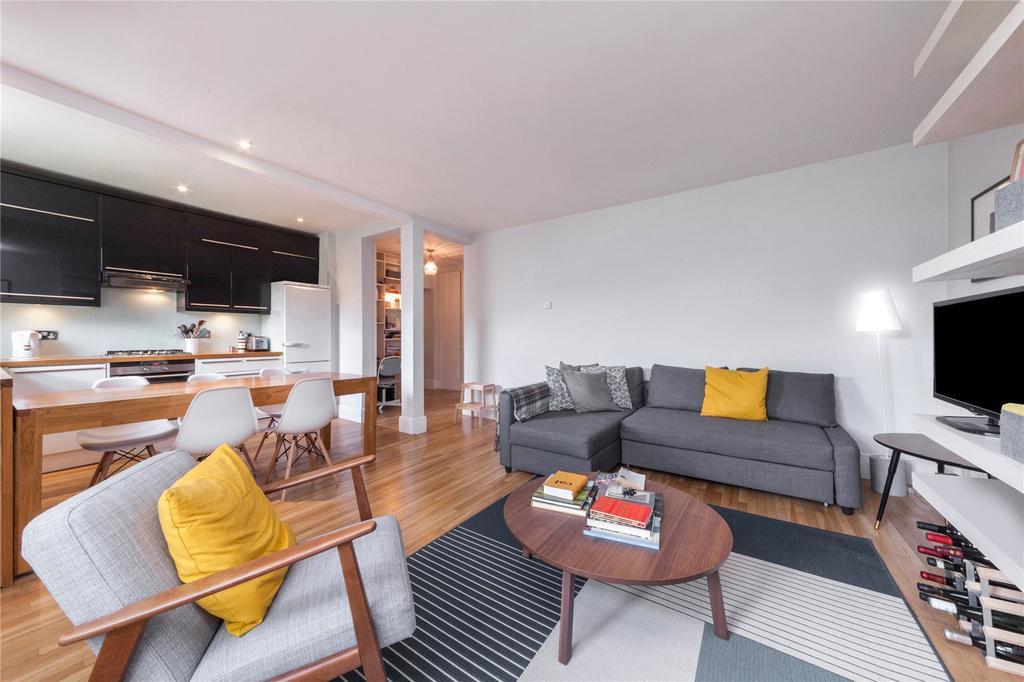1 Bedroom Flat for sale in Gloucester Court, 33 Gloucester Avenue, London