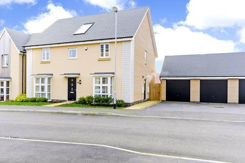 4 bedroom detached house for sale - Lockgate Road, Pineham Lock, Northampton, NN4