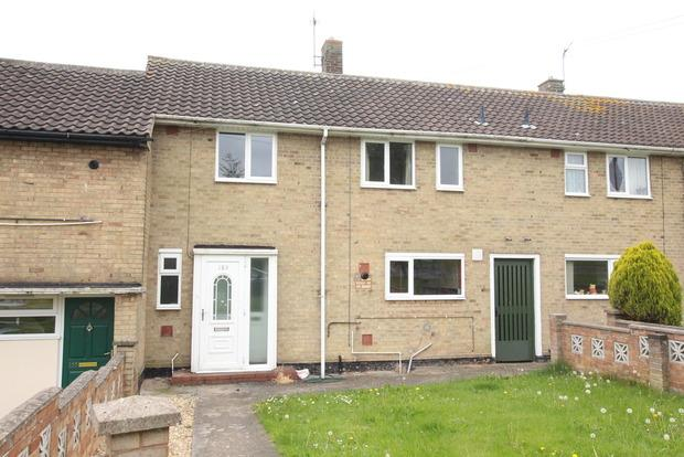 3 Bedrooms Terraced House for sale in West Avenue, Melton Mowbray, LE13