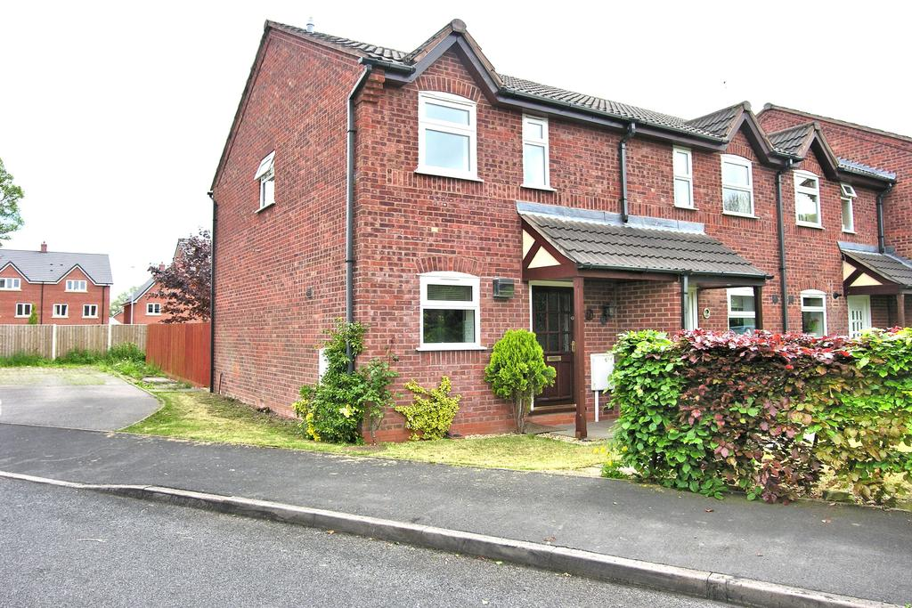 2 Bedrooms Town House for sale in CHARNLEY ROAD, STAFFORD ST16