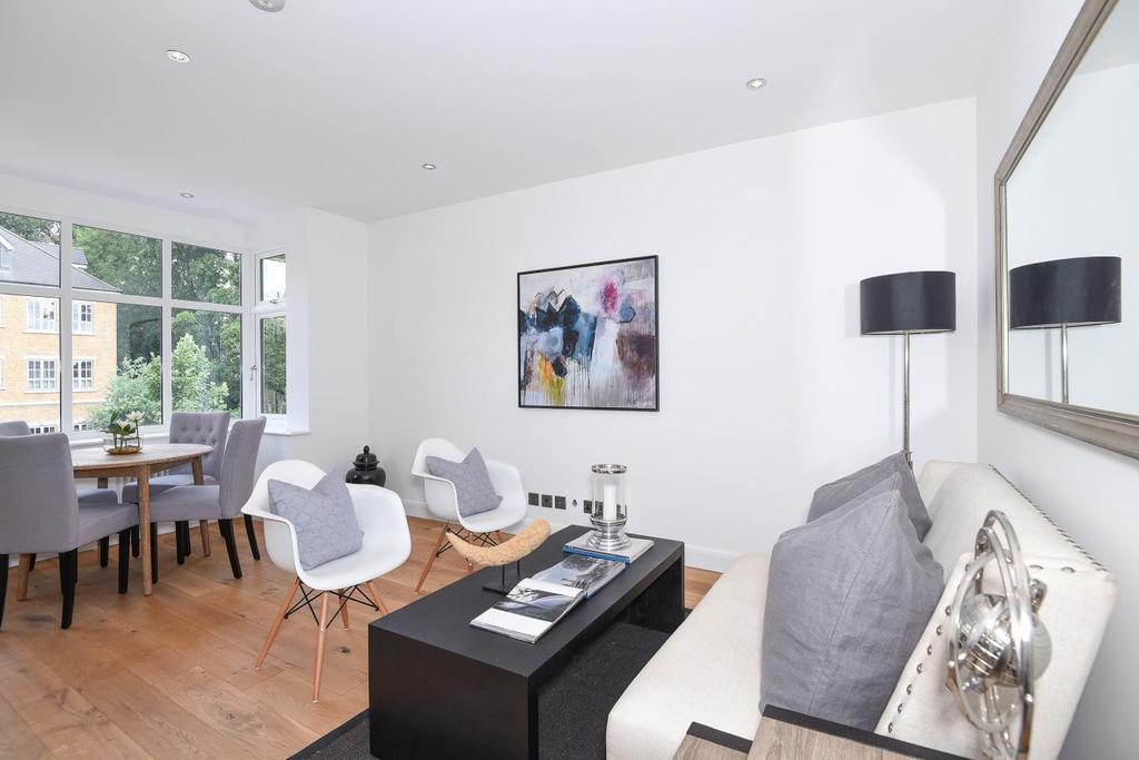 2 Bedrooms Flat for sale in Little Ealing Lane, Ealing, W5