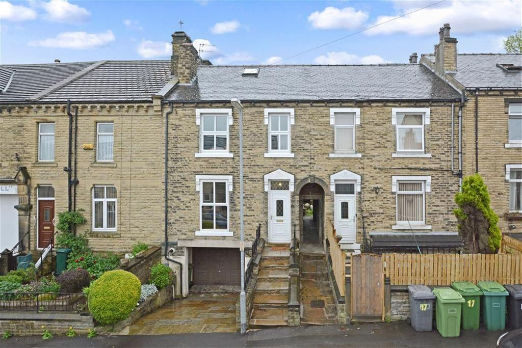 4 Bedrooms Terraced House for sale in Cross Lane, Newsome, Huddersfield, HD4
