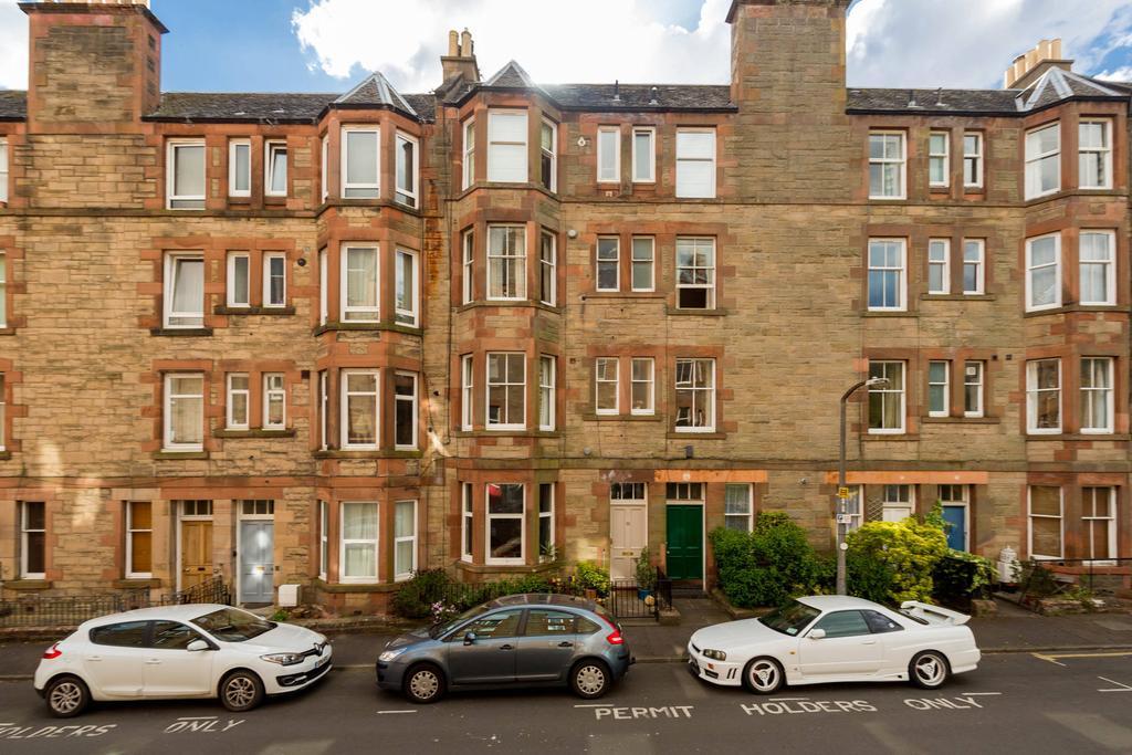 1 Bedroom Flat for sale in 37 (1F3) Springvalley Terrace, Morningside, EH10 4PZ