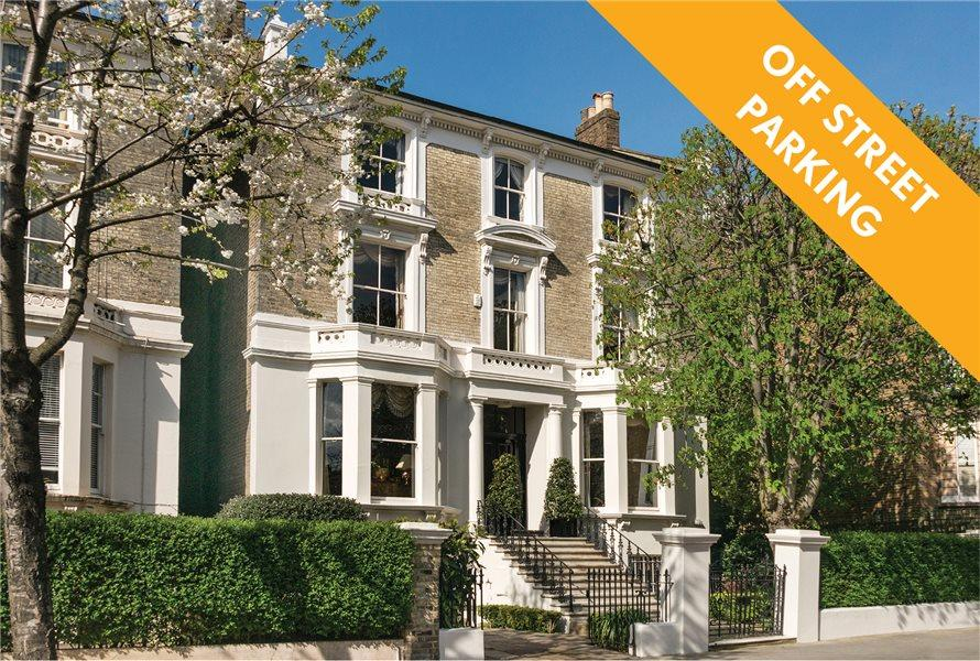8 Bedrooms Detached House for sale in Oxford Gardens, North Kensington, W10