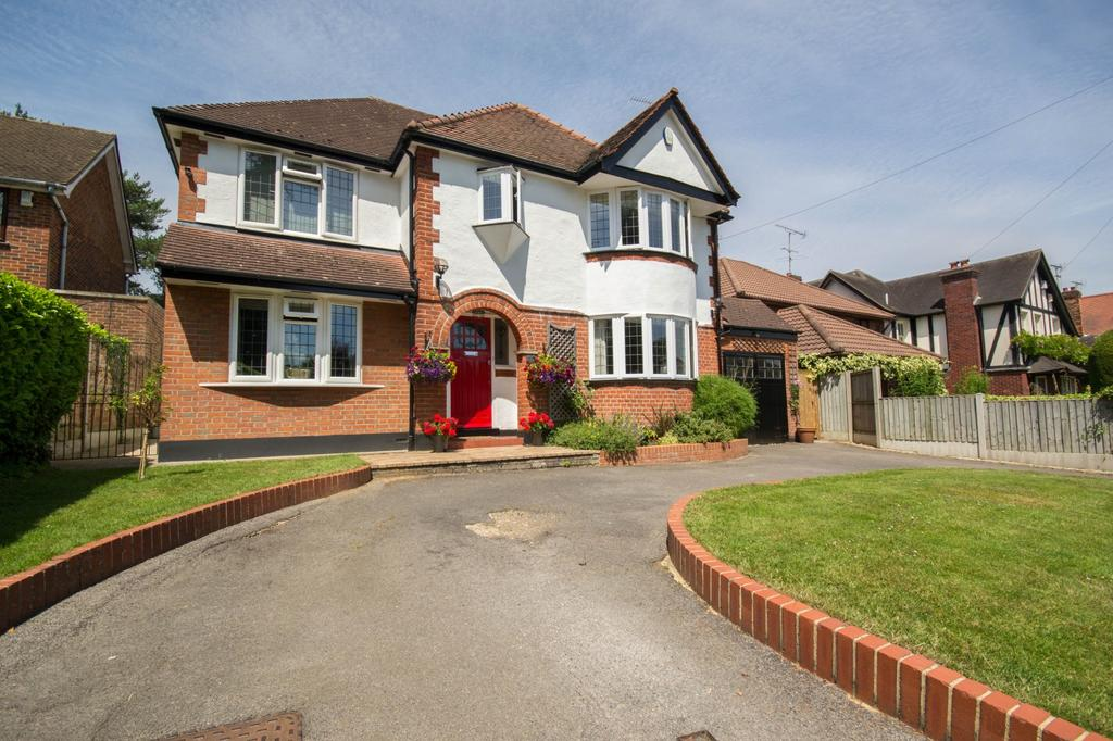 4 Bedrooms Detached House for sale in Park Way, Shenfield, Brentwood, Essex, CM15