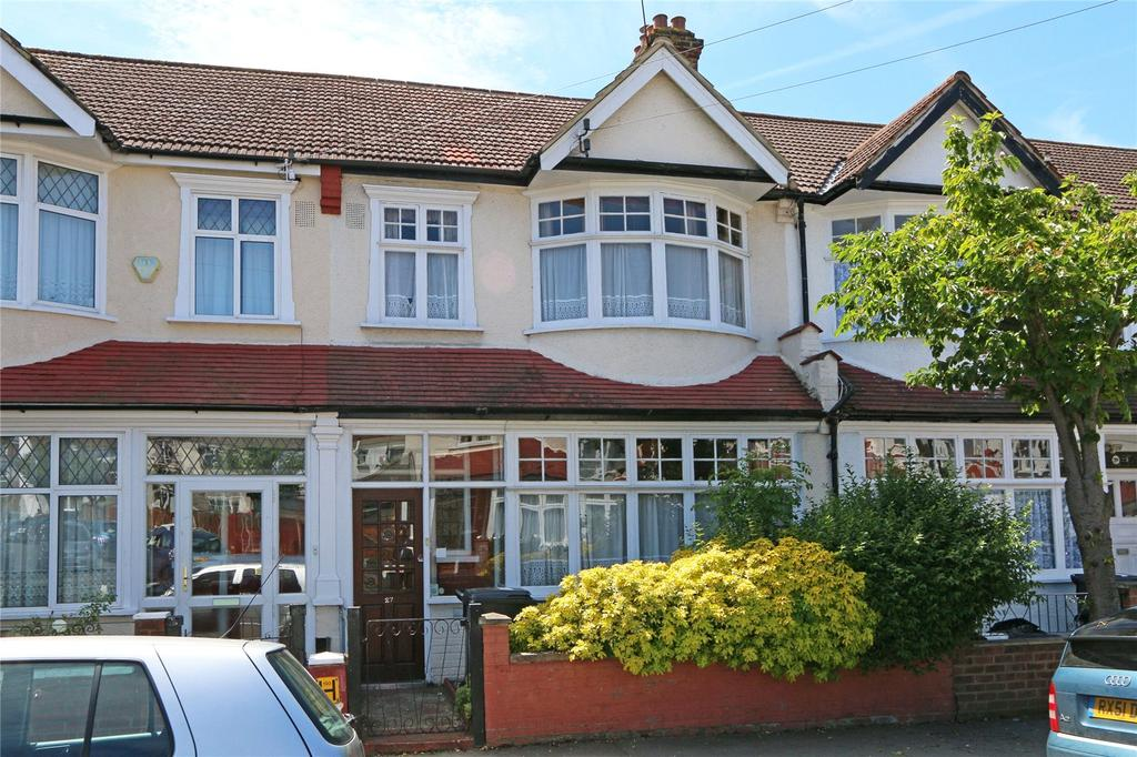 3 Bedrooms Terraced House for sale in Upwood Road, Norbury, SW16