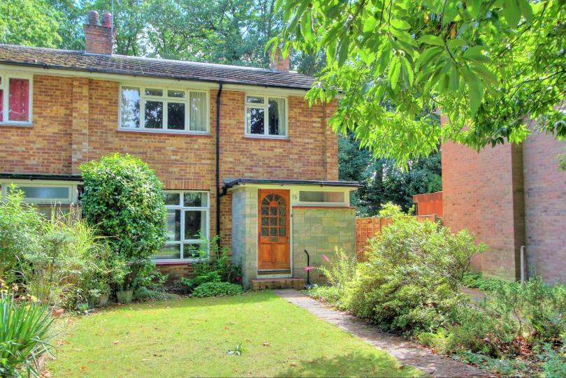 3 Bedrooms End Of Terrace House for sale in Maytree Road, Hiltingbury, Chandlers Ford