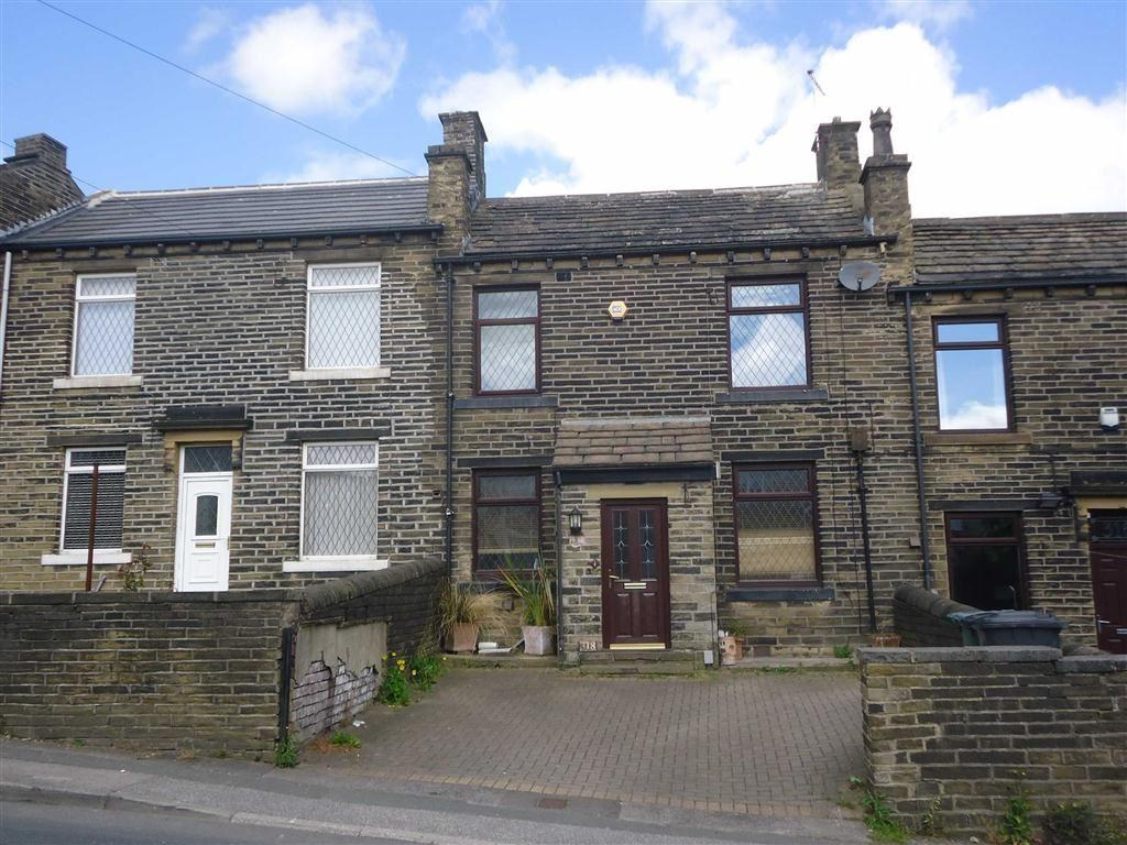 3 Bedrooms Terraced House for sale in Hollingwood Lane, Bradford, West Yorkshire, BD7