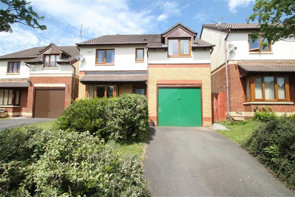 4 Bedrooms Detached House for sale in Heol Y Barcud, Cardiff