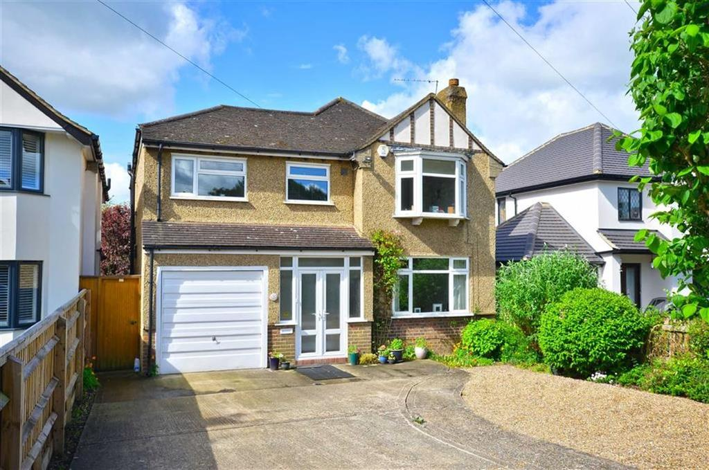 5 Bedrooms Detached House for sale in The Ridgeway, Watford, Hertfordshire