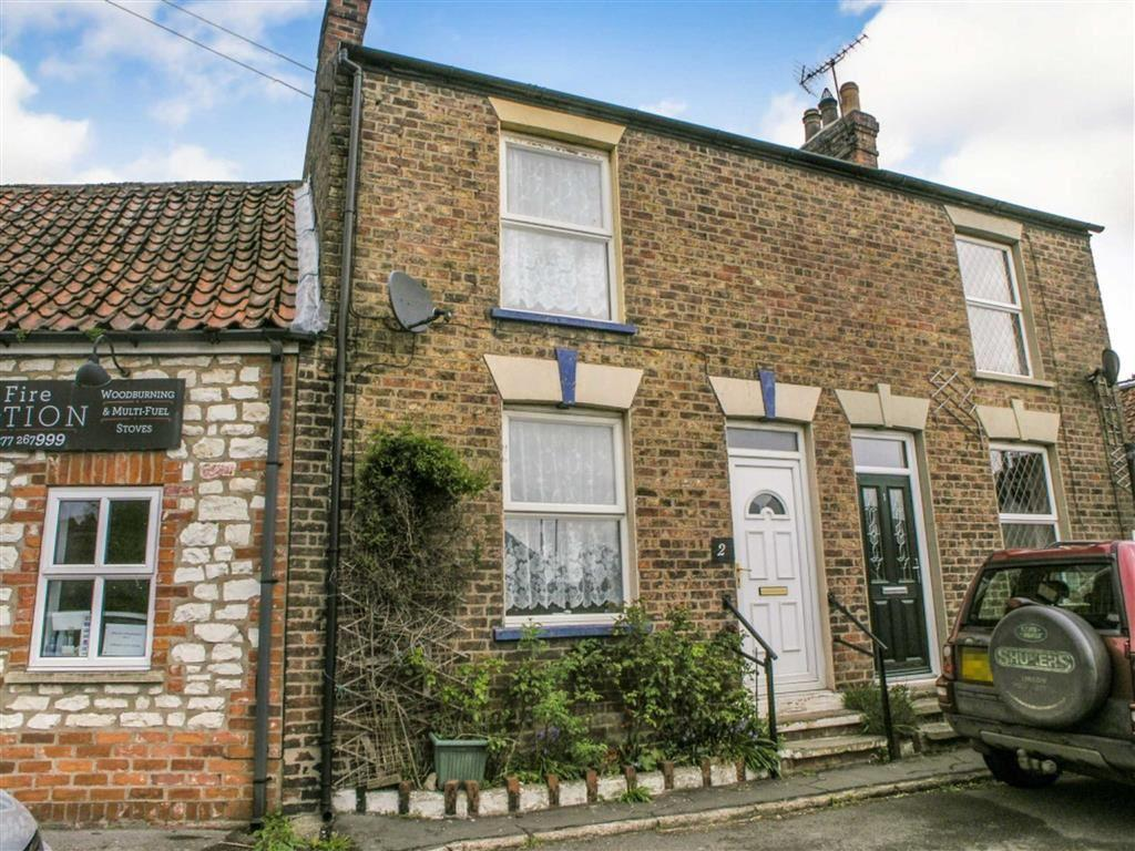 2 Bedrooms Terraced House for sale in Church Lane, Langtoft, East Yorkshire