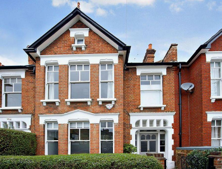 5 Bedrooms Terraced House for sale in Bolingbroke Road, Brook Green, London, W14