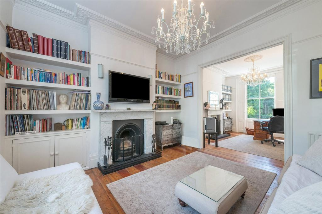 4 Bedrooms Semi Detached House for sale in Ockendon Road, Islington, London