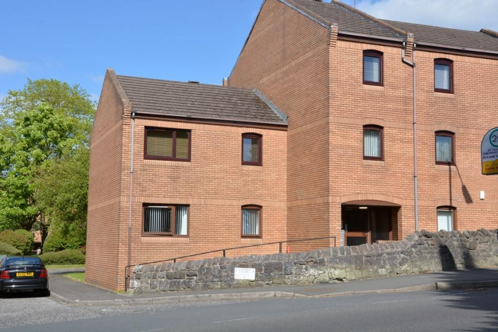 1 Bedroom Flat for sale in 2D Rowans Gate, Paisley, PA2 6RD