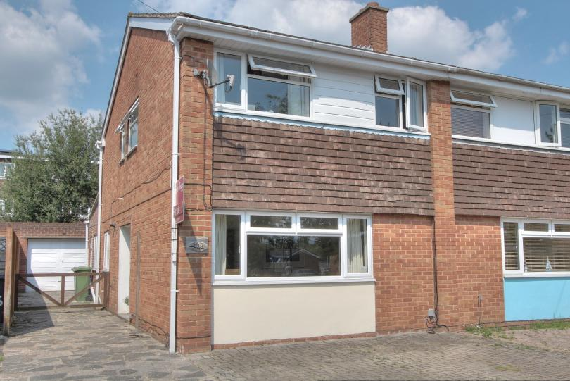 3 Bedrooms Semi Detached House for sale in Bodyoats Road, Chandlers Ford