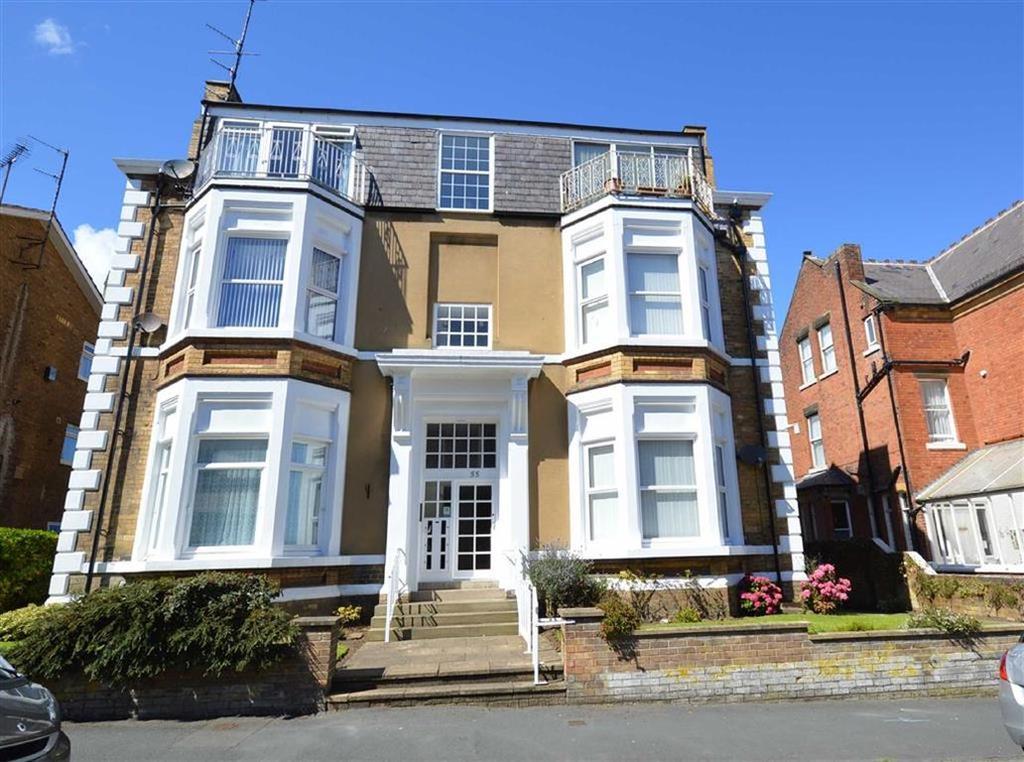 2 Bedrooms Flat for sale in 55 Esplanade Road, Scarborough