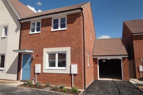 3 bedroom semi-detached house to rent - Valerian Street, Emersons Green, Bristol