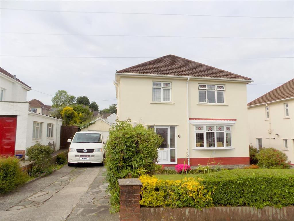 3 Bedrooms House for sale in Chestnut Road, Neath