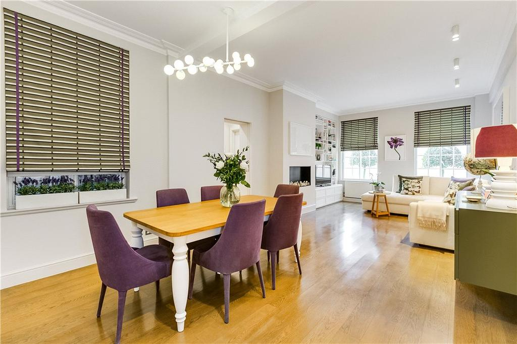 1 Bedroom Flat for sale in St. Georges Court, Brompton Road, Knightsbridge, London, SW3