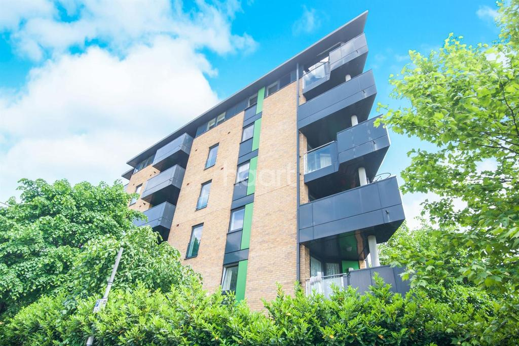 1 Bedroom Flat for sale in Thornberry Court, Craven Park, NW10
