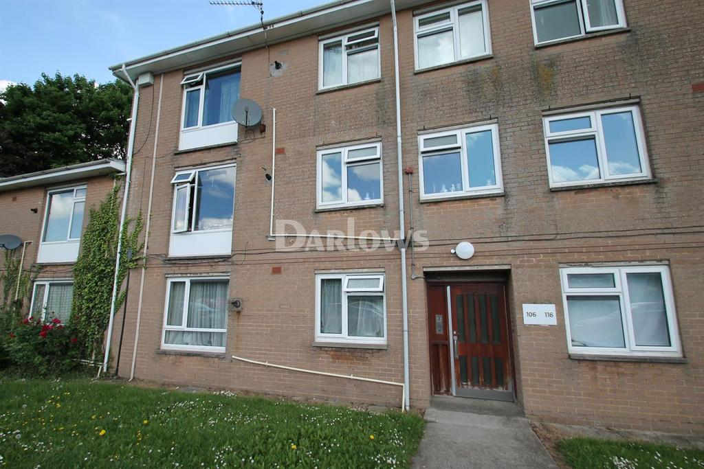 1 Bedroom Flat for sale in Lawrenny Avenue, Leckwith