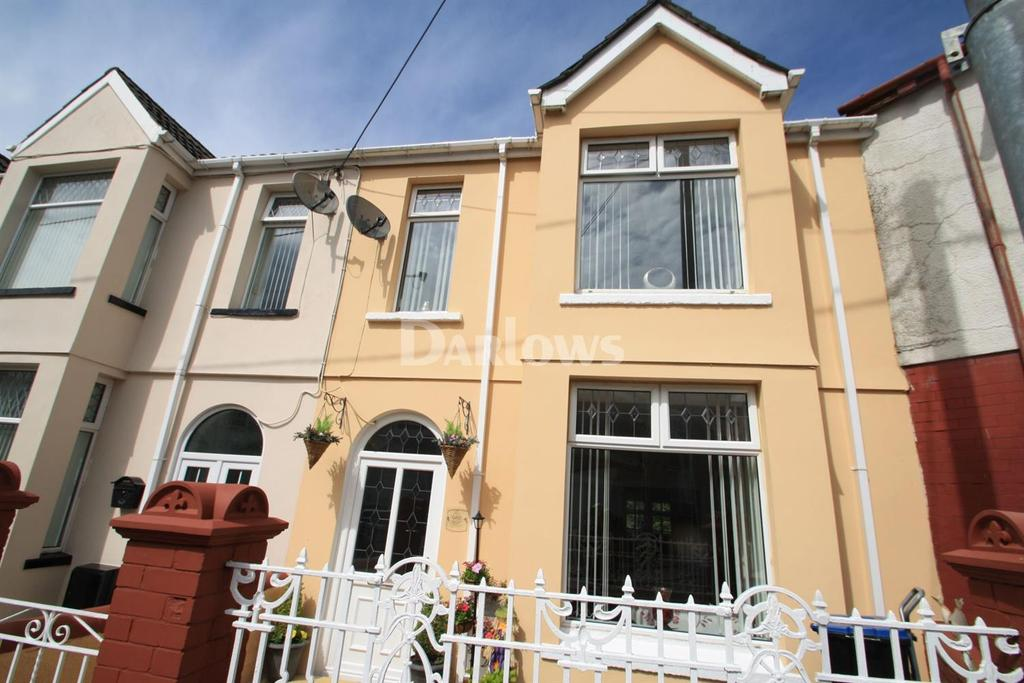 2 Bedrooms Terraced House for sale in Tothill Street, Ebbw Vale, Gwent