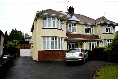 3 bedroom semi-detached house for sale - Sketty Park Drive, Swansea, SA2
