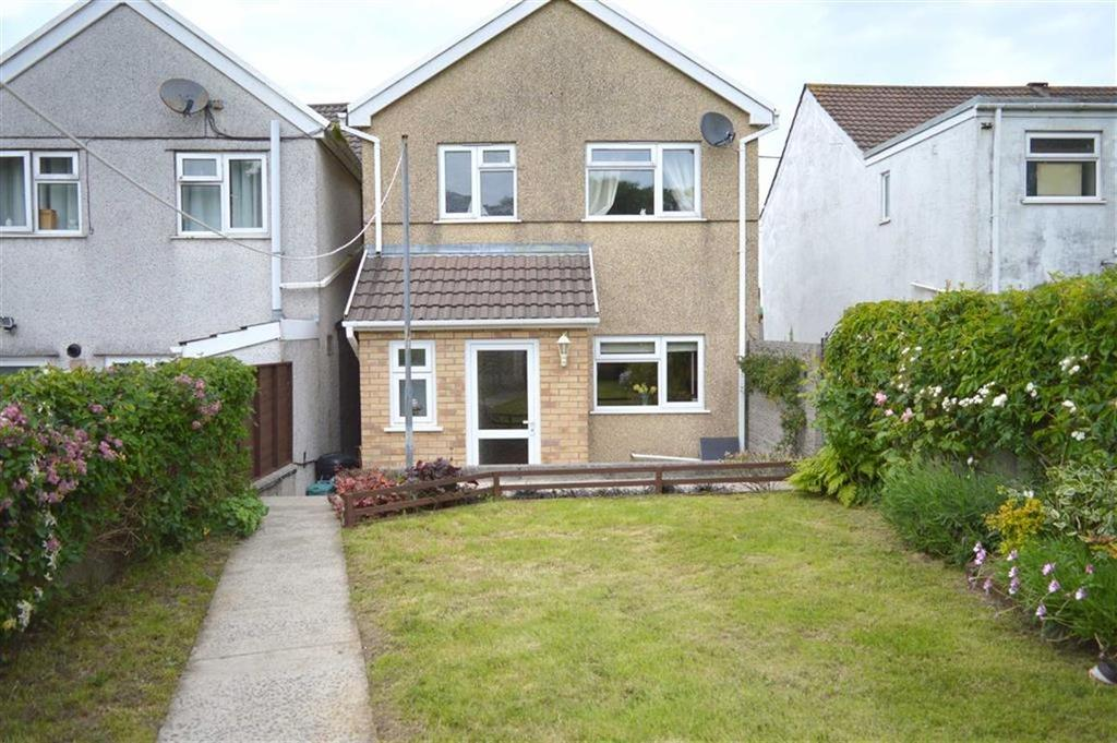3 Bedrooms End Of Terrace House for sale in Station Road, Penclawdd, Swansea