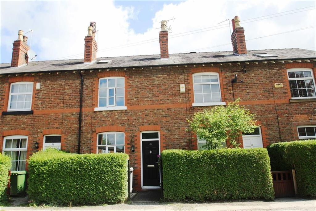 2 Bedrooms Terraced House for sale in Mount Pleasant, Wilmslow