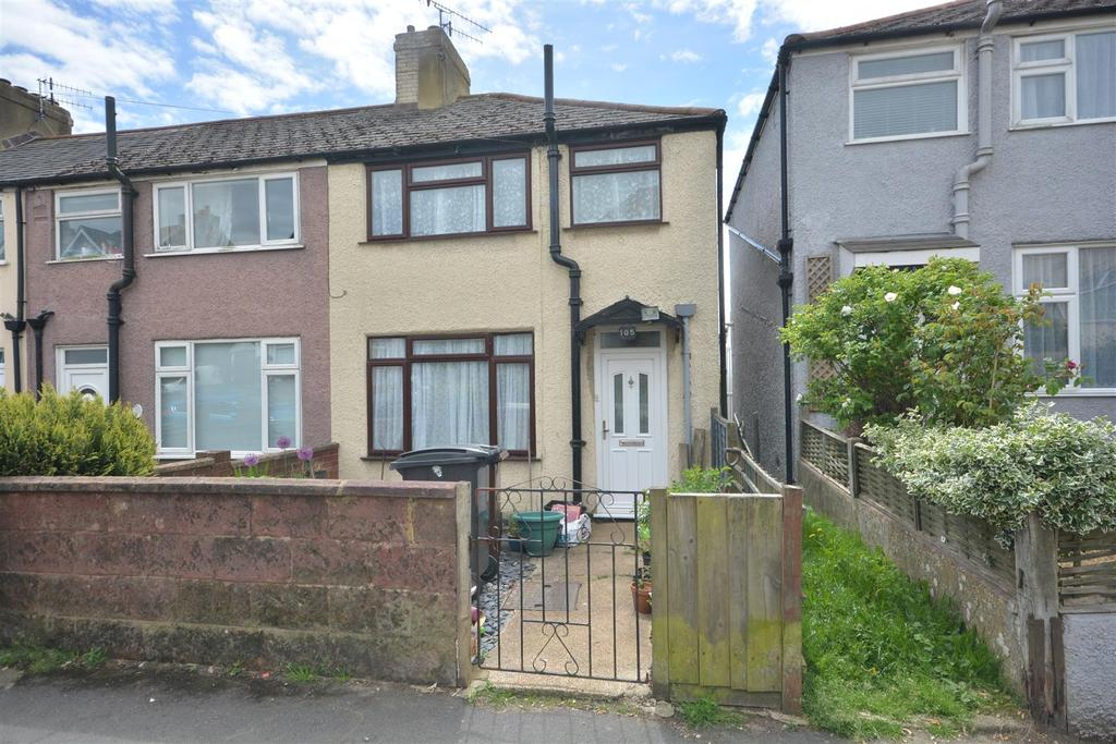 3 Bedrooms End Of Terrace House for sale in Victoria Avenue, Hastings