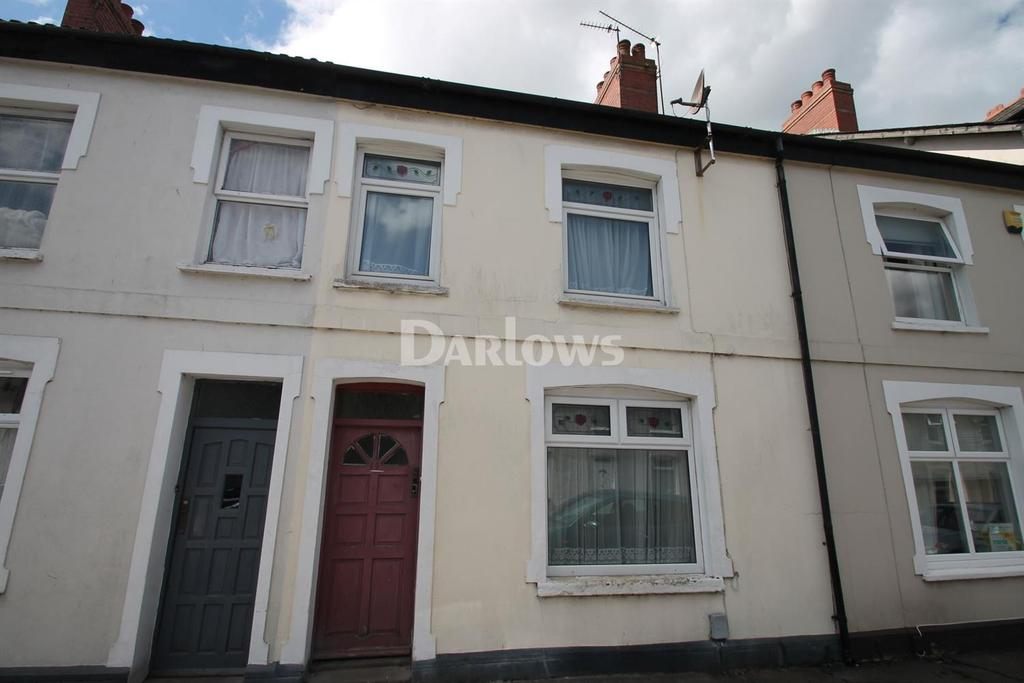 3 Bedrooms Terraced House for sale in Amherst Street, Grangetown