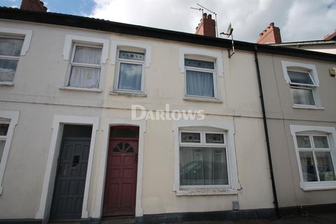 3 bedroom terraced house for sale - Amherst Street, Grangetown
