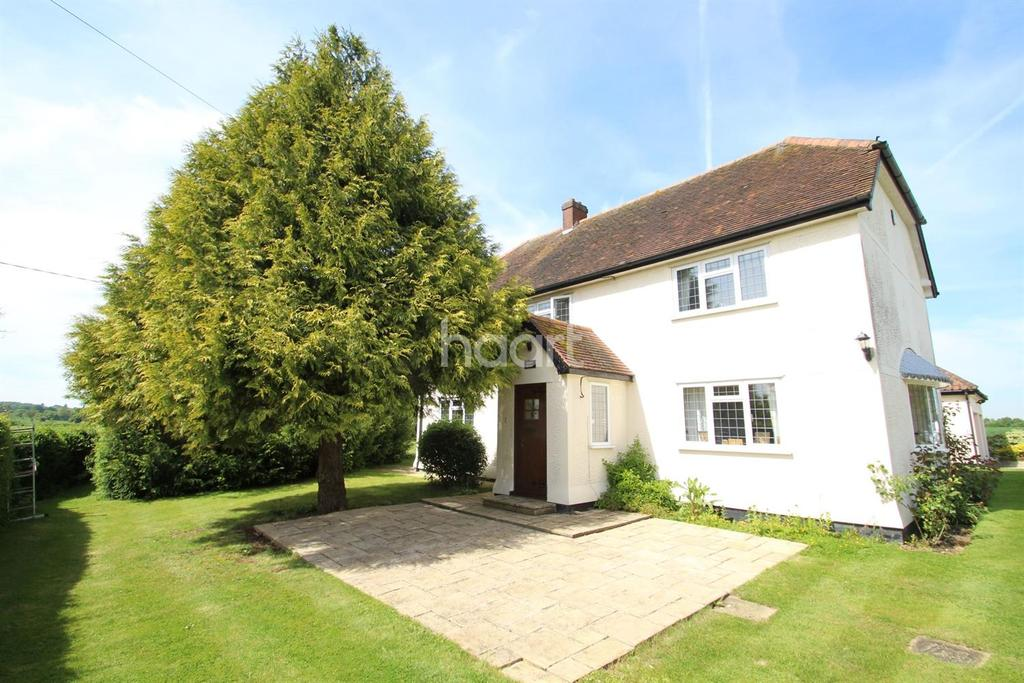 4 Bedrooms Detached House for sale in Pigstye Green, Ongar