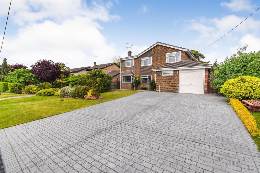 5 Bedrooms Detached House for sale in Grange Road, Wickham Bishops, Witham