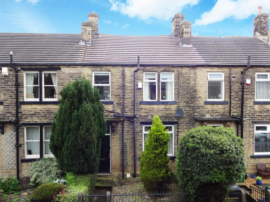 3 Bedrooms Terraced House for sale in Thornhill Street, Calverley