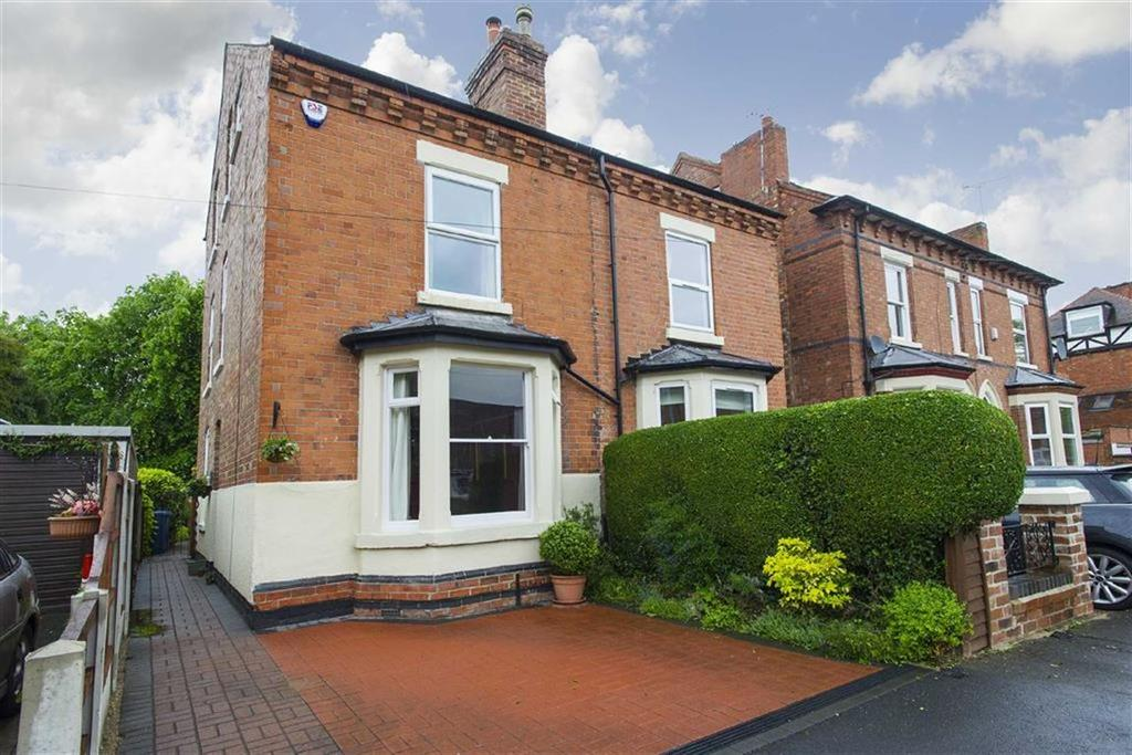4 Bedrooms Semi Detached House for sale in Victoria Road, West Bridgford