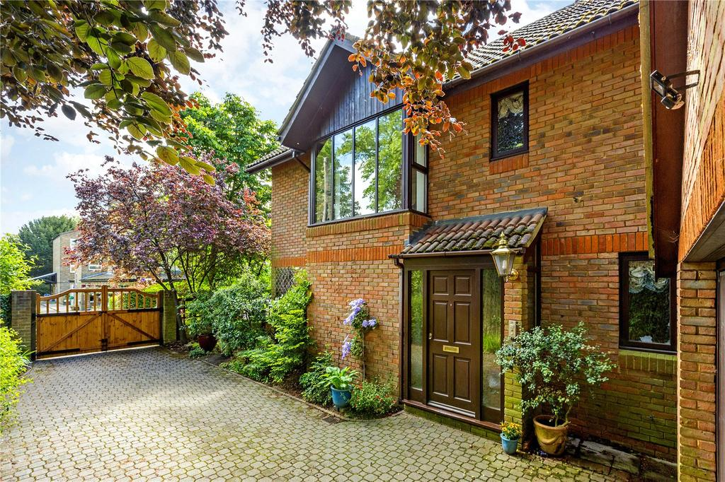 5 Bedrooms Detached House for sale in The Lane, 15D Copse Hill, SW20