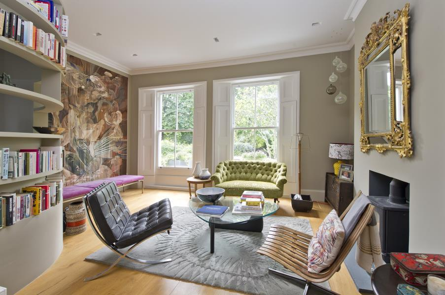 4 Bedrooms House for sale in Westbourne Park Villas, Notting Hill W2