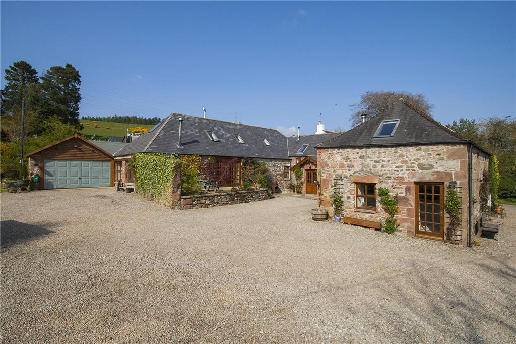 5 Bedrooms Detached House for sale in Glen Of Balfour, Edzell, By Brechin, Angus, DD9
