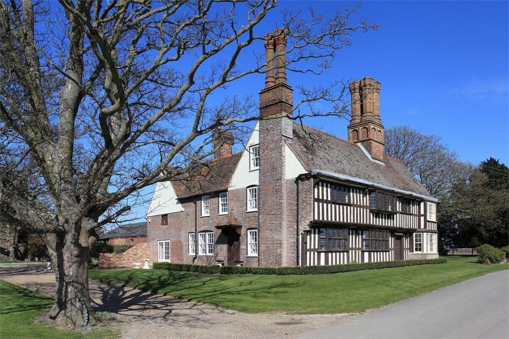 Cliffe Kent 4 Bed Detached House For Sale 163 825 000
