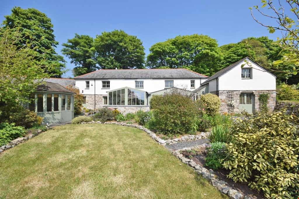 4 Bedrooms Detached House for sale in Mawnan Smith, Falmouth, South Cornwall , TR11