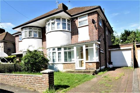 3 bedroom semi-detached house to rent - Broadhurst Gardens, Eastcote, Middlesex